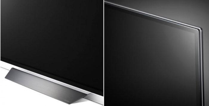 LG OLED65E8 дизайн