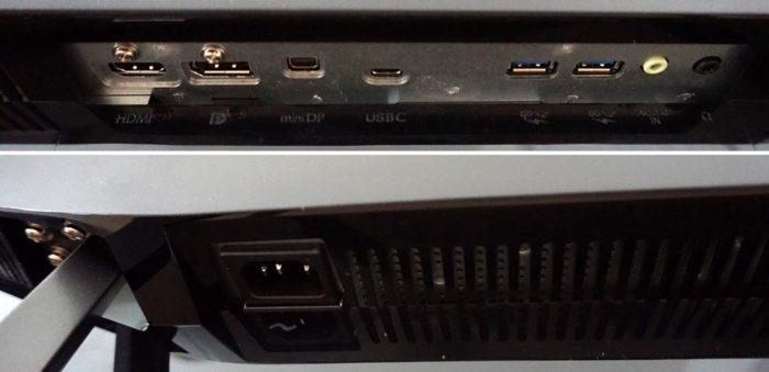 Philips 436M6VBPAB интерфейсы