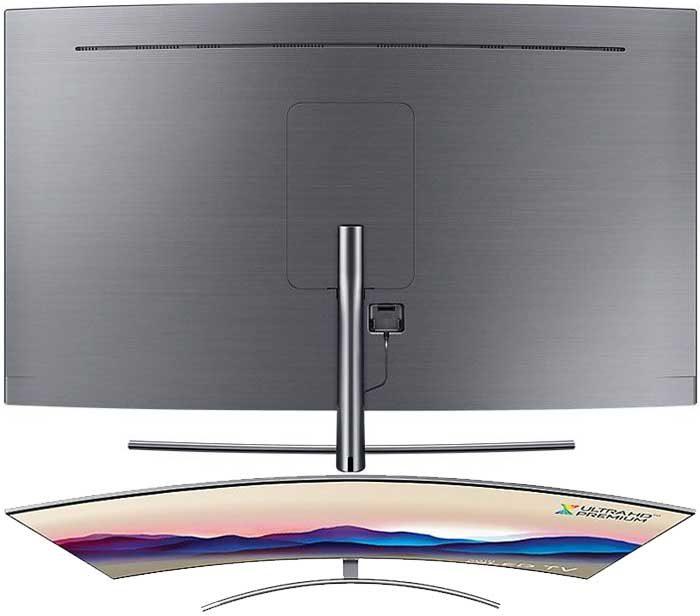 Samsung Q8CN задняя панель