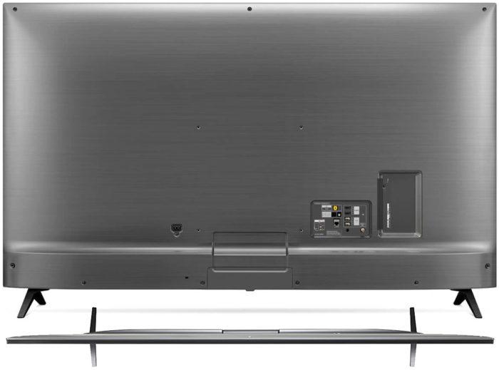 LG SK8000 тыл и вид сверху