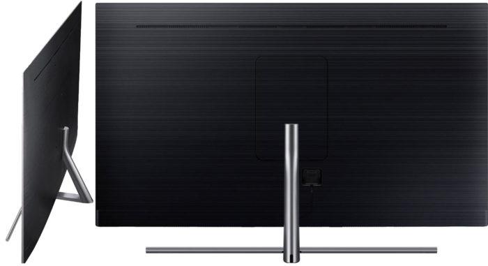 Samsung Q7FN тыловая панель