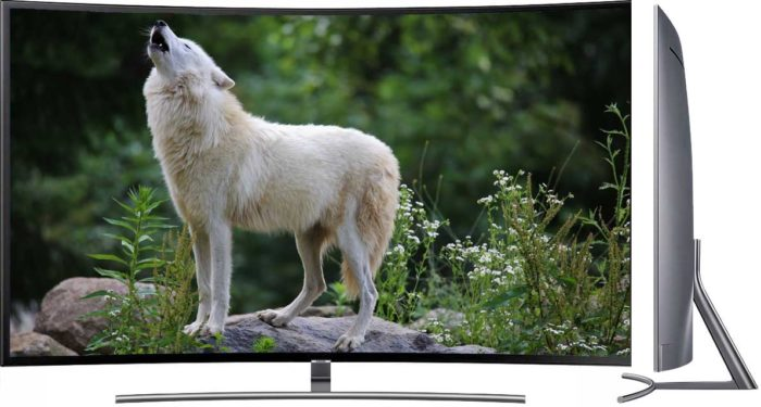 Samsung Q8CN обзор