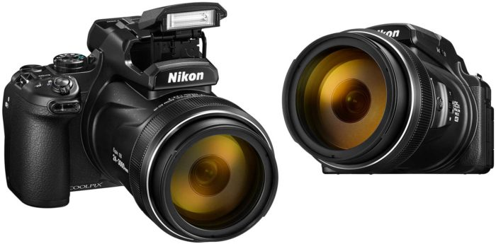 Nikon Coolpix P1000 объектив