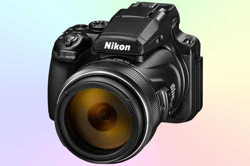 Фотоаппарат Nikon Coolpix P100 с мощным зумом