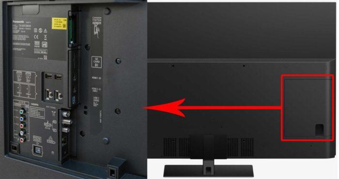 Panasonic FZR800 интерфейсы