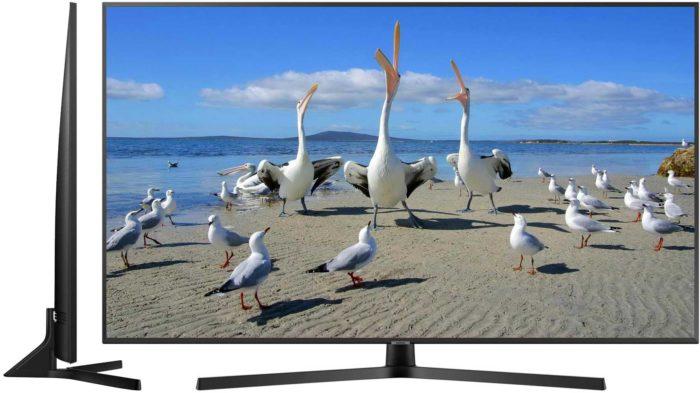 Samsung NU7400U обзор