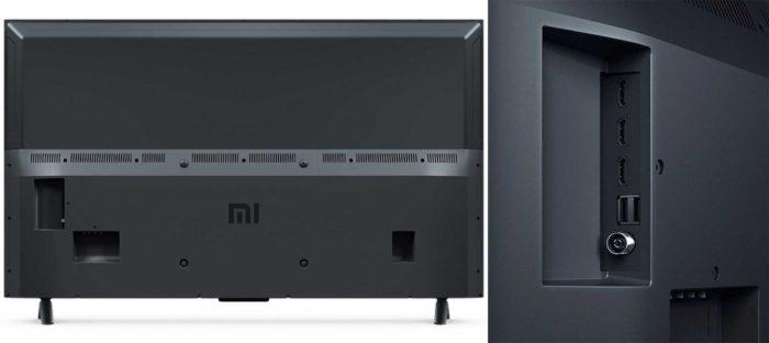 Xiaomi Mi TV 4S интерфейсы