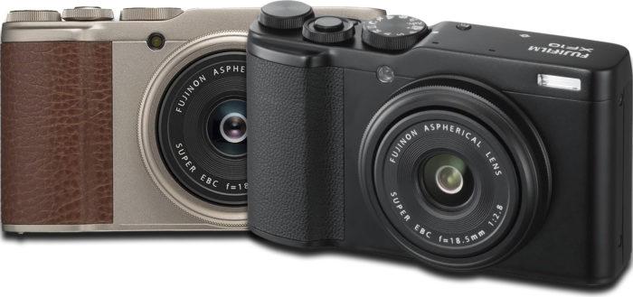 Fujifilm XF10 дизайн