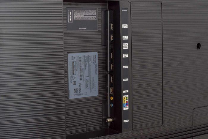Samsung NU7300U интерфейсы