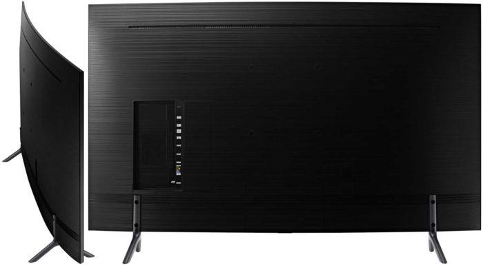 Samsung NU7300U тыловая панель