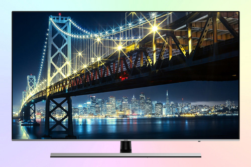 Samsung UE55NU8070U из серии Premium UHD 4K Smart TV