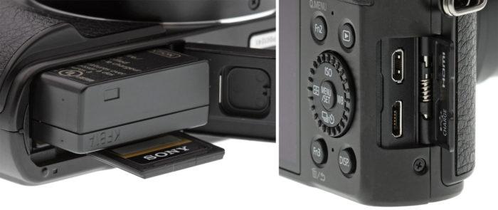 Panasonic Lumix DC-LX100 II интерфейсы