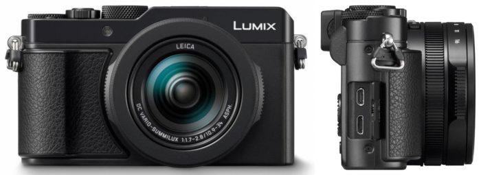 Panasonic Lumix DC-LX100 II обзор