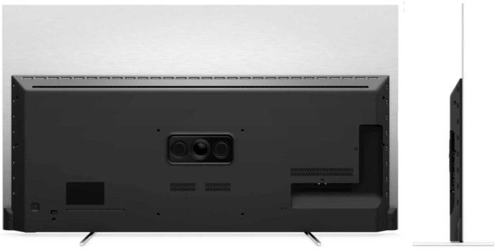 Philips OLED803 задняя панель