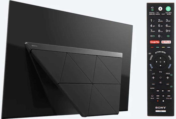 Sony AF9 дизайн, пульт