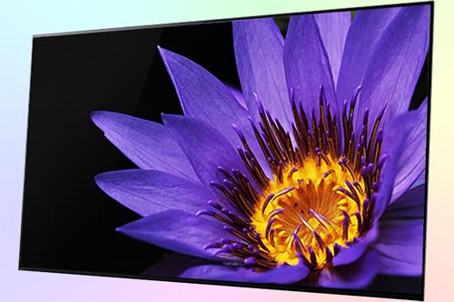 Sony KD-65AF9 Bravia OLED 4K TV - флагманская модель от Сони