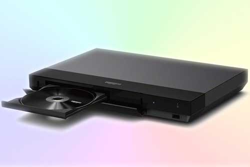 Sony UBP-X500 - бюджетный 4K HDR Blu-ray плеер