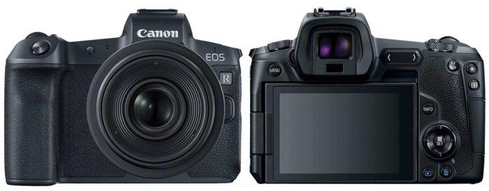 Фотоаппарат Canon EOS R обзор