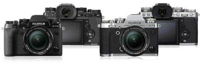 Чем отличается Fujifilm X-T3 от X-T2