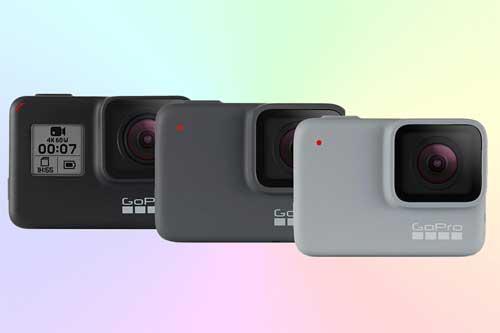 GoPro Hero 7 Black и ее отличия от Hero 6 Black