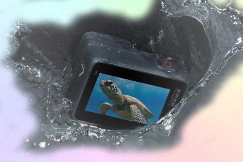 GoPro Hero 7 Black 4К с лучшей стабилизацией видео