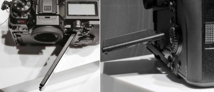 Panasonic Lumix S1R экран