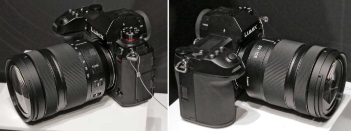 Panasonic Lumix S1R обзор