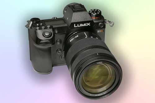 Panasonic Lumix S1R – первая полнокадровая беззеркалка 4К/60р