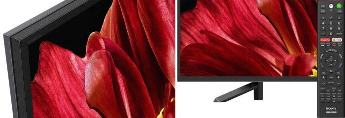 Sony ZF9 дизайн