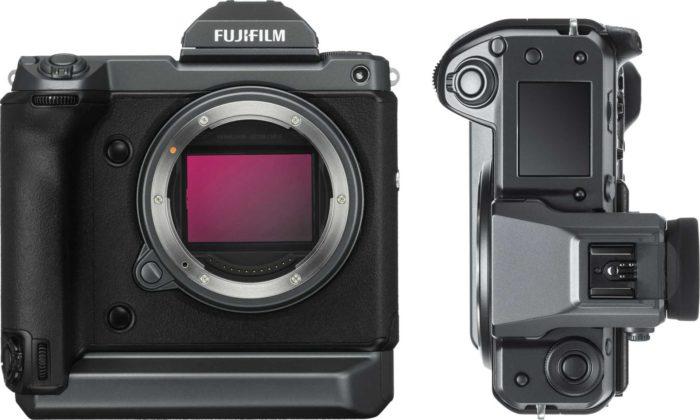 Fujifilm GFX 100 обзор