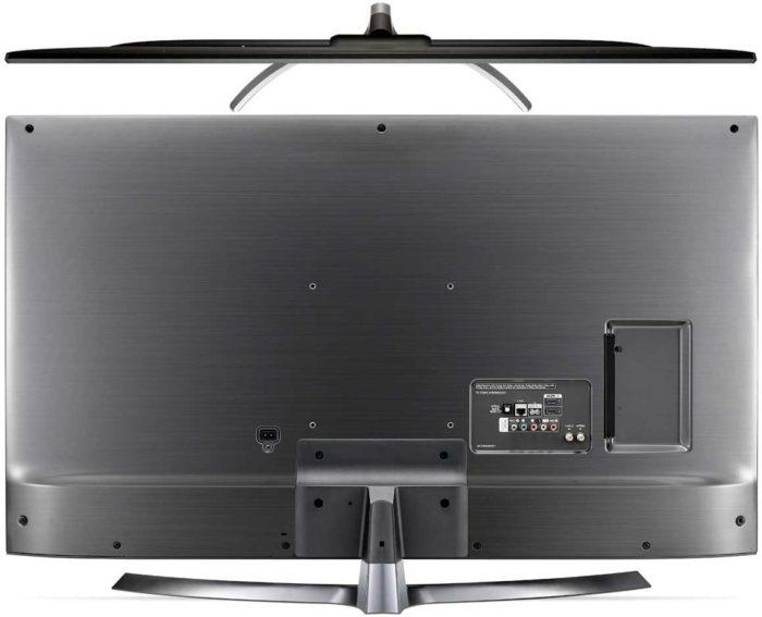LG UK6950 тыловая панель