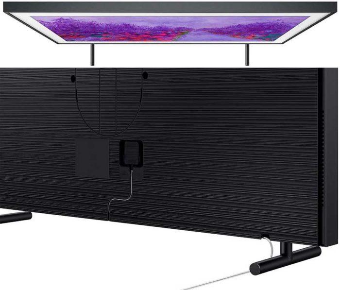 Samsung LS03NAU задняя панель