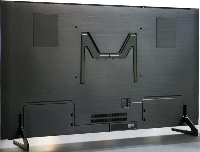 Samsung Q900R тыловая панель