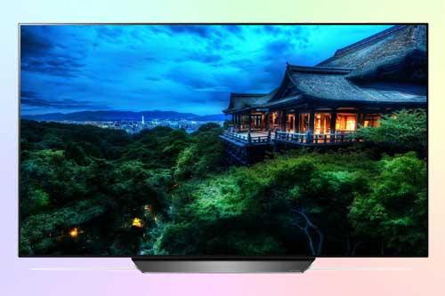 LG OLED55B8 - самый бюджетный телевизор из OLED TV
