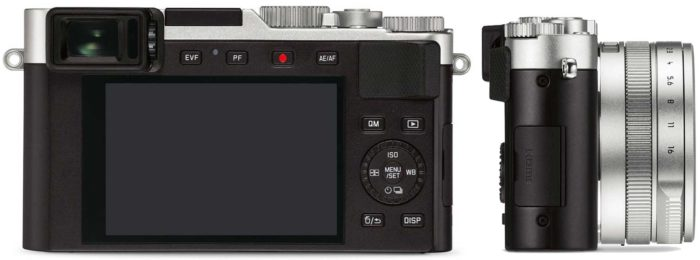Leica D-Lux 7 сенсор