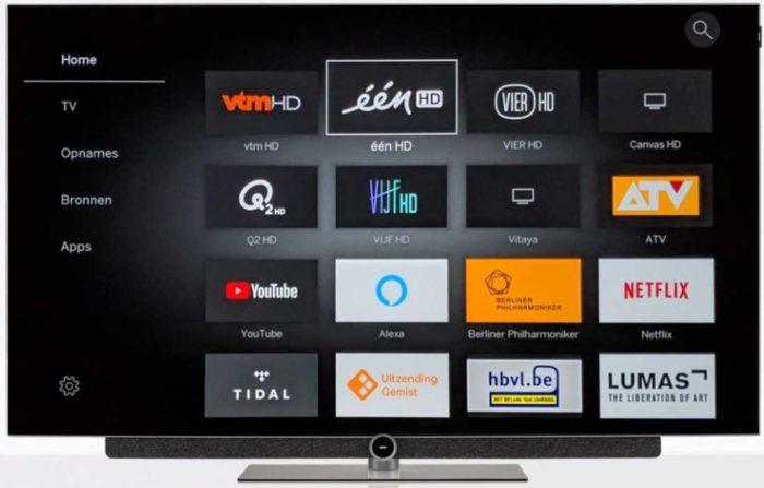 Loewe Bild 3.55 4K OLED TV