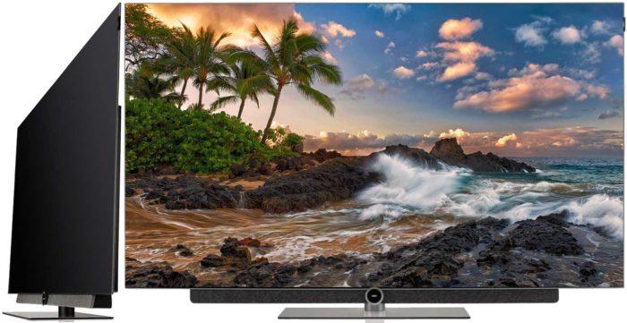 Loewe Bild 3.55 4K OLED TV обзор