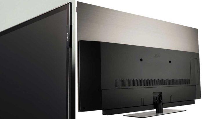 Loewe Bild 3.55 4K OLED TV задняя панель