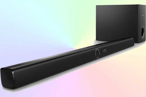 Philips HTL2183B - звуковая панель для телевизора