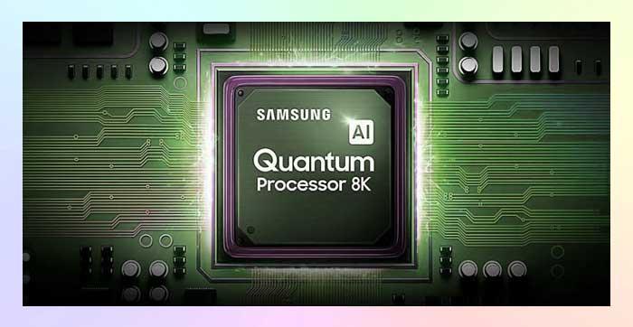 Samsung AI Quantum 8K Processor