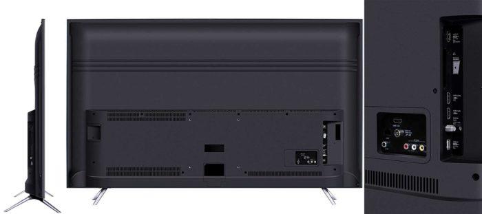 TCL L43P65US интерфейсы