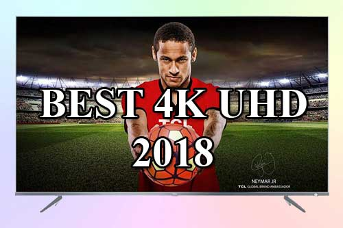Лучшие телевизоры 4К 2018 года
