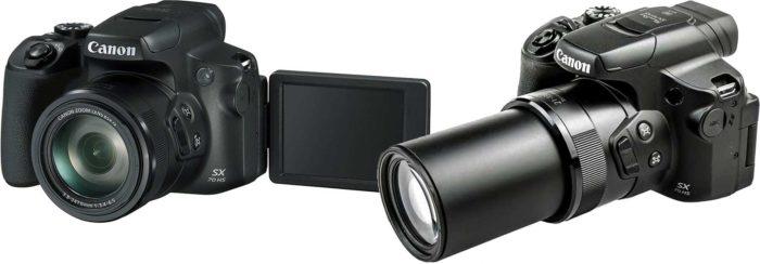 Canon PowerShot SX70 HS обзор
