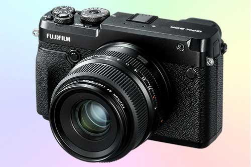 Fujifilm GFX 50R - среднеформатный беззеркальный фотоаппарат