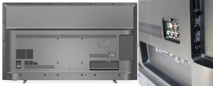 Philips PUS6523 интерфейсы
