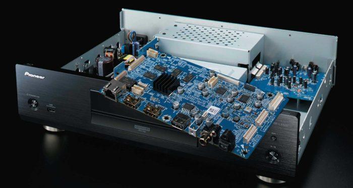 Pioneer UDP-LX500 схема сборки