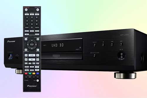 Pioneer UDP-LX500 - Blu-ray проигрыватель 4К с отличным звуком