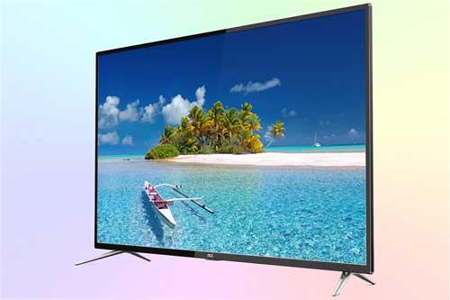 AOC 55U608 4K TV по бюджетной цене