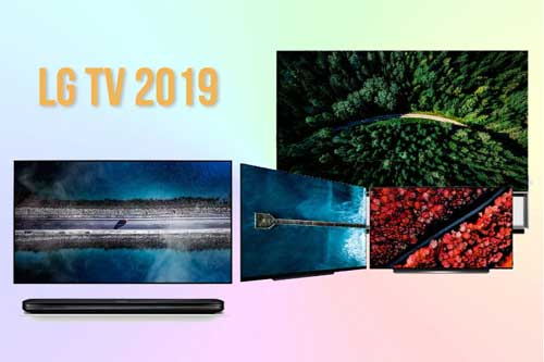 Чем отличаются LG OLED 2019 от LG OLED 2018