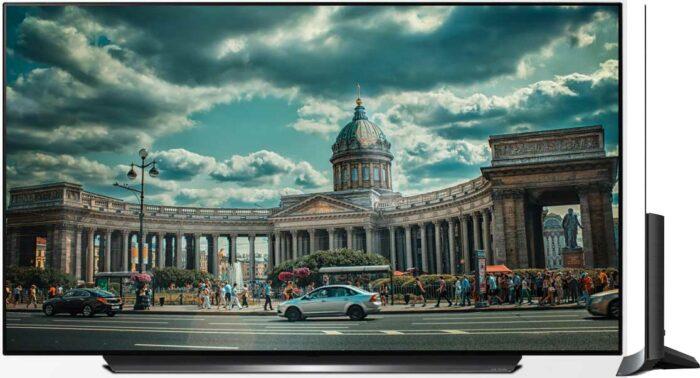 LG OLED65C9 обзор